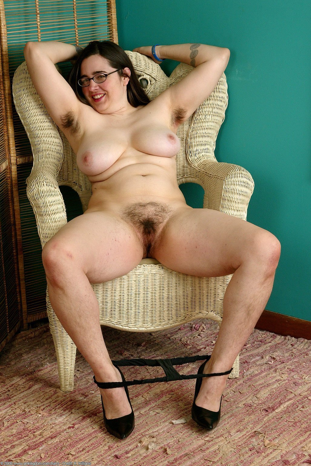 Very large naked women