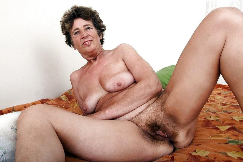 Women pics hairy old Women are